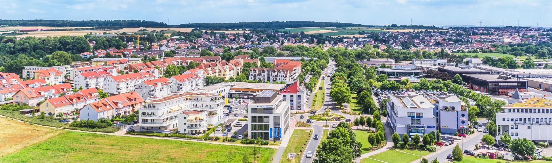 Luftbildaufnahme 2