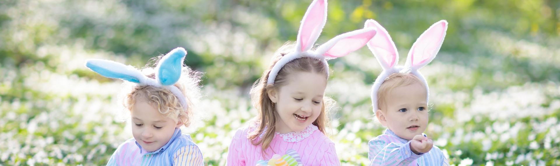 Kinder Ostern
